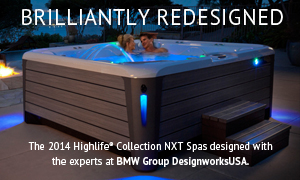 hotspring bmw highlife nxt spas