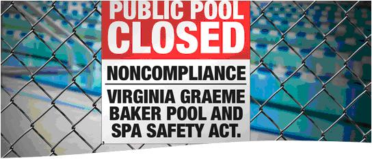 vgb compliance, virginia graeme baker pool spa safety act, vgb
