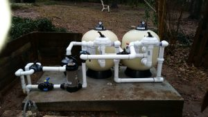 pool systems install