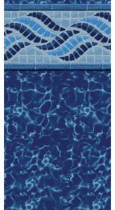 plastic pool liner