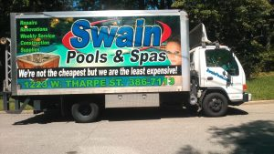 pool maintenance and pool builders of tallahassee